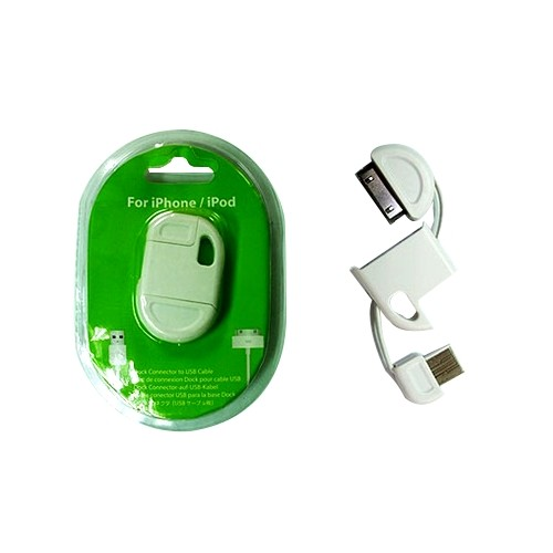 3-31 USB A male & I-PHONE