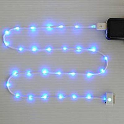 3-12 Light line USB to I-Phone Cable